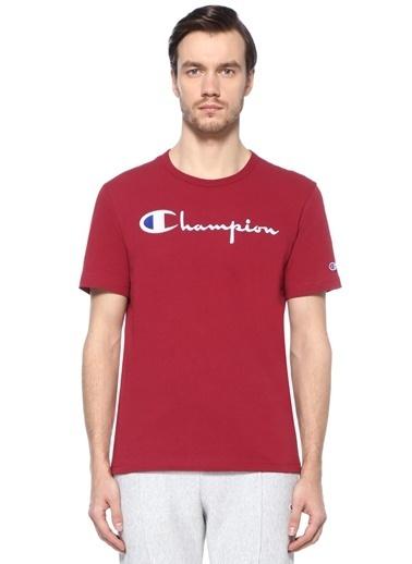 Champion Tişört Kırmızı